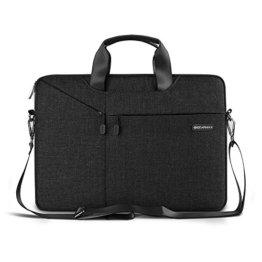 3 in 1 Laptop-Tasche 13,3 Zoll in Schwarz