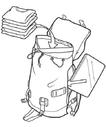 Burton Unisex Daypack
