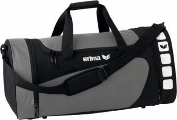 Erima Sporttasche in Granit/Schwarz