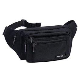 FREETOO Multifunktionale Hüfttasche