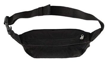 Hüfttasche von Walden in Schwarz