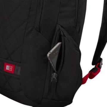 Notebook Rucksack in Schwarz
