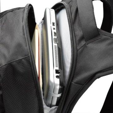 Notebook Rucksack, Schwarz