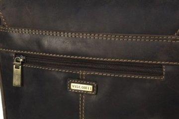 Visconti Leder-Umhängetasche